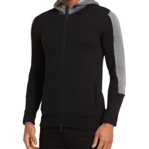 Calvin Klein Colorblocked Full Zip Hoodie 2XL XXL